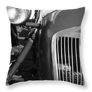 1952 Frazer-nash Le Mans Replica Mkii Competition Model  Throw Pillow
