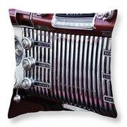 1953 Buick Skylark Throw Pillow
