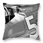 1953 Ferrari 375 Mm Spider Throw Pillow
