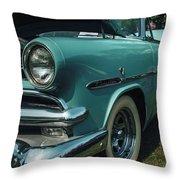 1953 Ford Crestline Throw Pillow