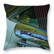 1955 Mercury Phaeton Throw Pillow