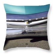 1955 Studebaker Coupe 2 Throw Pillow