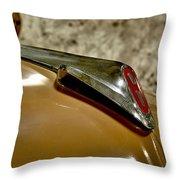 1955 Studebaker Hood Throw Pillow