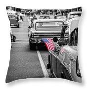 1956 Chevy Throw Pillow
