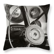 1956 Ford  Throw Pillow