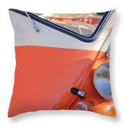 1957 Bmw Isetta 300  Throw Pillow
