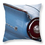 1957 Fairlane 500 Throw Pillow