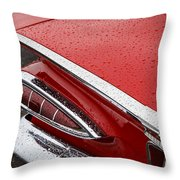 1959 Chevrolet Throw Pillow