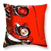 1959 Dodge Throw Pillow
