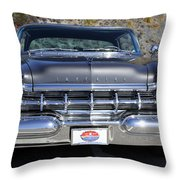 1959 Imperial Crown Coupe  Throw Pillow