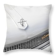 1959 Lincoln Continental Too Throw Pillow