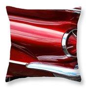 1960 Buick Lesabre Throw Pillow