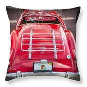 1960 Mga 1600 Convertible Throw Pillow