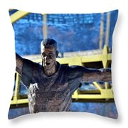 Maz Throw Pillow