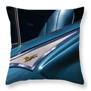 1961 Chrysler New Yorker Town And Country Throw Pillow