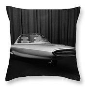 1961 Ford Tyron Throw Pillow