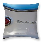 1961 Studebaker Lark Throw Pillow