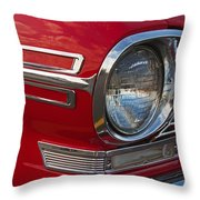 1962 Chevrolet Nova Throw Pillow