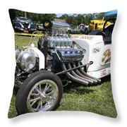 1962 Chrysler Hemi Roadster Throw Pillow