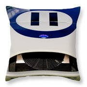 1962 Shelby Cobra 289 Grille Throw Pillow