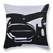 1964 Cobra  Throw Pillow
