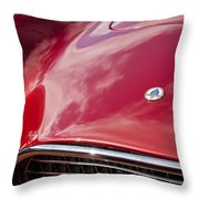1964 Shelby 289 Cobra Grille -0840c Throw Pillow