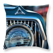 1965 Dodge Coronet Throw Pillow