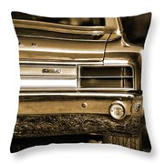 1965 Olds 442 Throw Pillow