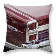 1967 Ford Fairlane 500xl Throw Pillow