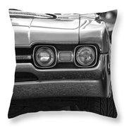 1967 Oldsmobile 442 Throw Pillow
