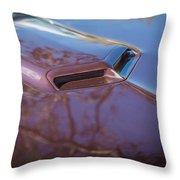 1967 Pontiac Gto Coupe Throw Pillow