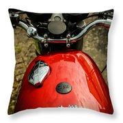 1967 Triumph Spitfire Throw Pillow