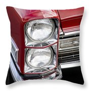 1968 Cadillac Deville You Looking At Me Throw Pillow