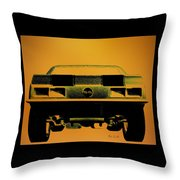 1968 Camaro Ss  Full Rear Throw Pillow