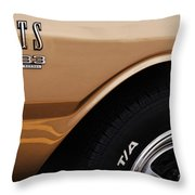 1968 Dodge Dart Gts 383 Four Barrel Throw Pillow