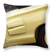 1969 Dodge Coronet R/t Convertible Throw Pillow