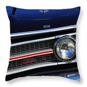 1969 Ford Torino Gt Throw Pillow