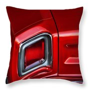 1969 Plymouth Road Runner Throw Pillow