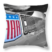 1970 Aar Brracuda Throw Pillow