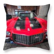 1970 Chevrolet Z28 Camaro Throw Pillow