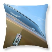 1970 Olds Throw Pillow