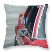 1971 Chevy Camaro Throw Pillow