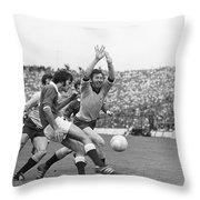 1974 All Ireland Football Final Throw Pillow