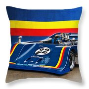 1974 Can-am Sting Gw1 Throw Pillow