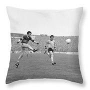1978 All Ireland Football Final Throw Pillow