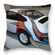 1978 Porsche 911 Sc Throw Pillow