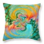 198004 Throw Pillow