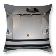 1987 Porsche 911 Carrera 3.2 Speedster Studie Throw Pillow