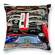 1990 Nissan 300 Zx Import Car Of The Year Throw Pillow