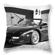 1997 Ferrari F 355 Spider -008bw Throw Pillow